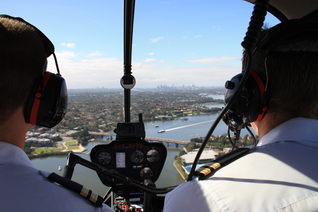 Helicopter Pilot Careers  Flight Training