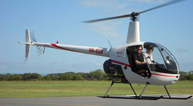 Redcliffe Qld Australian Helicopter Pilot School Locations